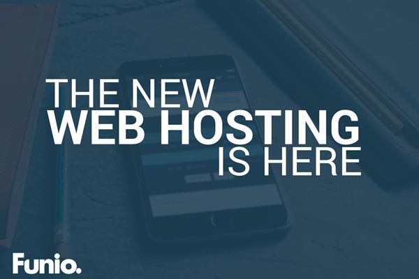 New Web Hosting